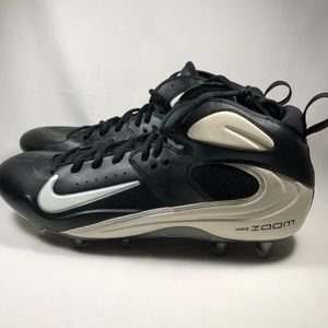 8fd33c6813e2 Nike Shoes - Nike Zoom Air Blade Pro Cleats Shoes Size 14 mens
